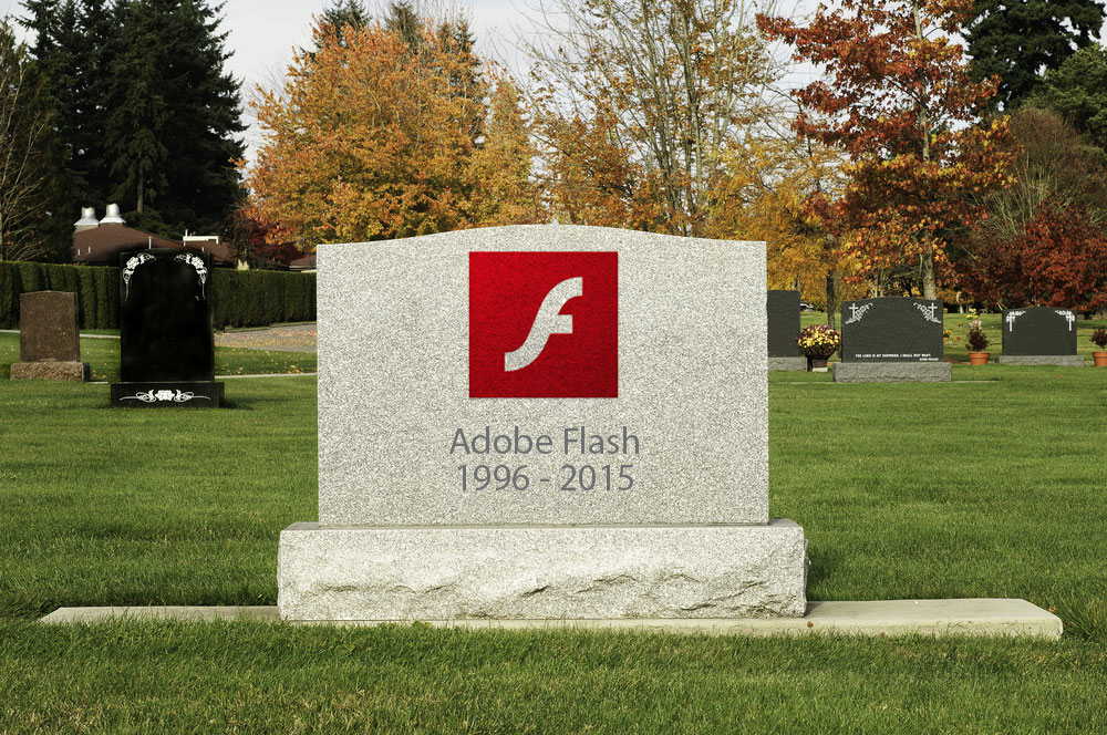 Flash Is Dead But You Can Make It